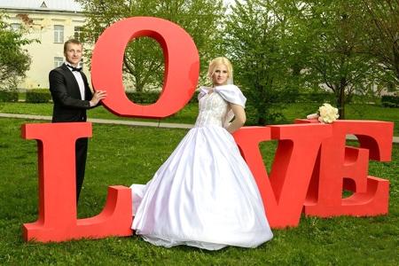буквы <strong>букв с подсветкой на свадьбу</strong> на свадьбу
